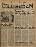 Kenyon Collegian - October 4, 1950