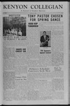 Kenyon Collegian - February 26, 1954