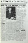 Kenyon Collegian - March 16, 1956