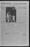 Kenyon Collegian - December 8, 1956