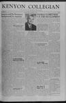 Kenyon Collegian - December 11, 1957