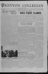 Kenyon Collegian - February 16, 1962