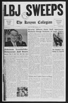 Kenyon Collegian - November 4, 1964
