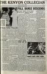 Kenyon Collegian - November 19, 1965
