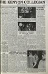 Kenyon Collegian - February 25, 1966