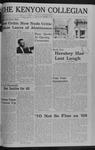 Kenyon Collegian - September 23, 1966