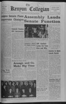 Kenyon Collegian - January 26, 1967