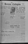 Kenyon Collegian - April 13, 1967