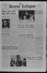 Kenyon Collegian - October 12, 1967