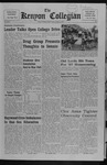 Kenyon Collegian - October 19, 1967