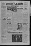 Kenyon Collegian - November 9, 1967