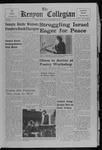 Kenyon Collegian - November 30, 1967