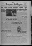 Kenyon Collegian - February 8, 1968