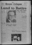 Kenyon Collegian - April 22, 1968