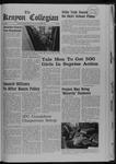 Kenyon Collegian - November 21, 1968