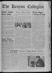 Kenyon Collegian - January 30, 1969