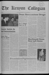 Kenyon Collegian - February 27, 1969