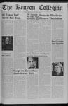 Kenyon Collegian - April 10, 1969