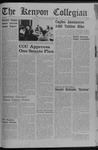 Kenyon Collegian - October 30, 1969