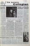 Kenyon Collegian - February 4, 1971