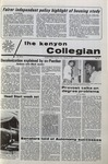 Kenyon Collegian - February 18, 1971