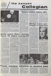 Kenyon Collegian - February 25, 1971