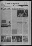 Kenyon Collegian - September 30, 1971