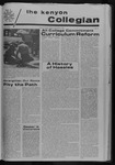 Kenyon Collegian - April 7, 1972