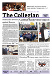 Kenyon Collegian - December 11, 2014