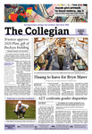Kenyon Collegian - April 30, 2015