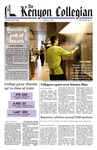 Kenyon Collegian - March 31, 2016