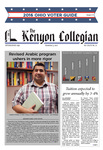 Kenyon Collegian - November 3, 2016