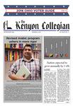 Kenyon Collegian - November 3, 2016