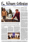 Kenyon Collegian - March 2, 2017