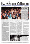 Kenyon Collegian - May 4, 2017