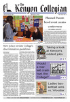 Kenyon Collegian - February 15, 2018