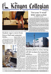 Kenyon Collegian - March 1, 2018