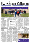 Kenyon Collegian - November 1, 2018