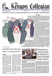 Kenyon Collegian - April 11, 2019