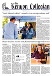 Kenyon Collegian - September 26, 2019
