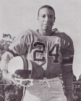 Jim Byrd Football ca. 1963