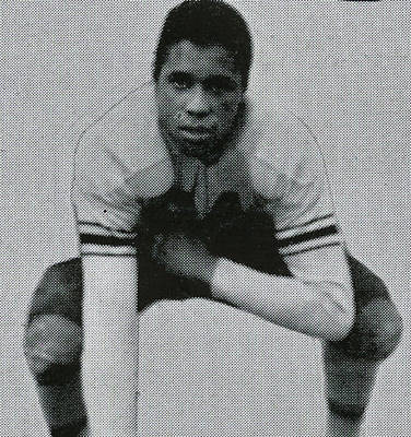 Stan White Football ca. 1937