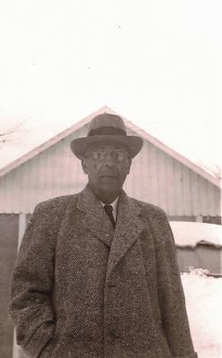 Herbert Booker ca. 1950