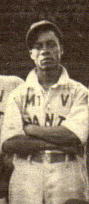 Luke Morton, Mount Vernon Giants, ca. 1930