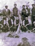 Coshocton colored baseball team ca. 1945