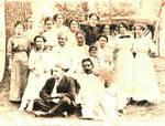 Lon Hammonds at Camp Sychar circa  1900