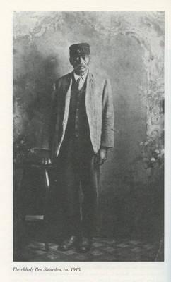 An elder Ben Snowden ca. 1915