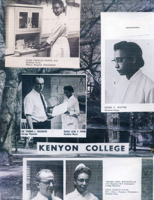 Gene Payne, Kenyon College Nurse
