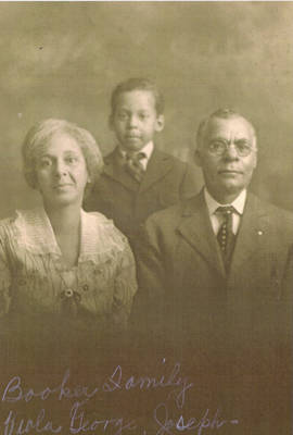 Viola, George, and Joseph Booker