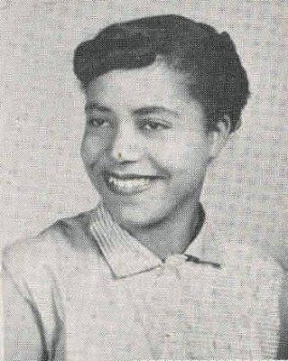 Barbara Peterson ca. 1955